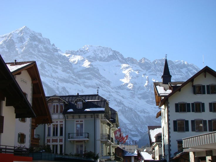 Champery Switzerland  city photo : Champery, Valais, Switzerland, Where I lived for half a year and met ...