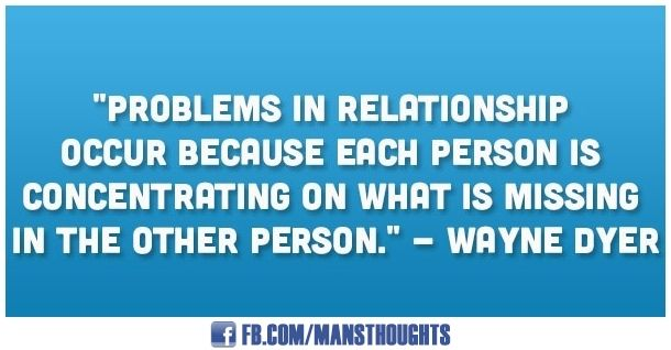 relationship problems quotes and sayings