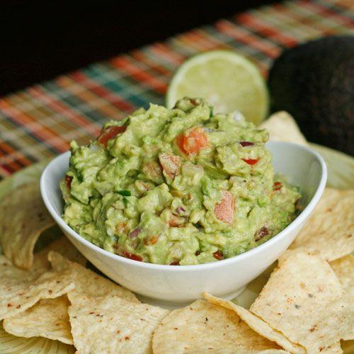 Chunky Guacamole | Recipe