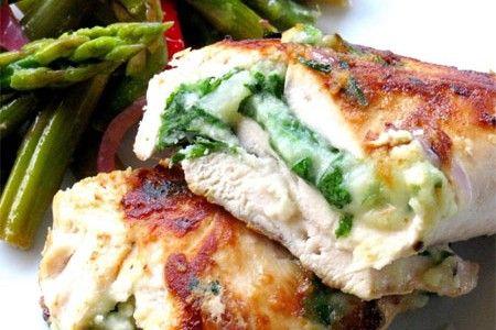 stuffed-chicken-breast | In the Kitchen | Pinterest