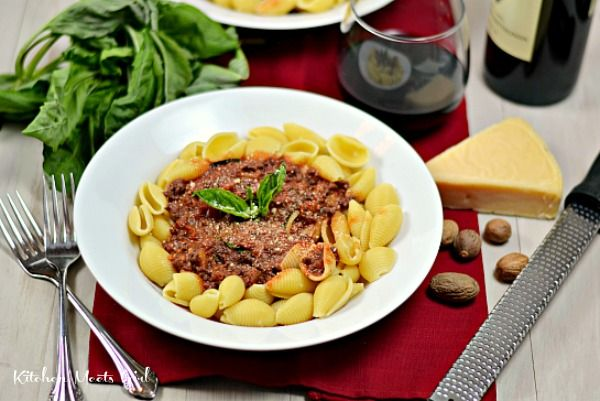 Weeknight Bolognese Recipe — Dishmaps