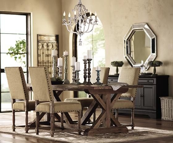 Cane Dining Table   Dining Tables   Kitchen & Dining Room   Furniture