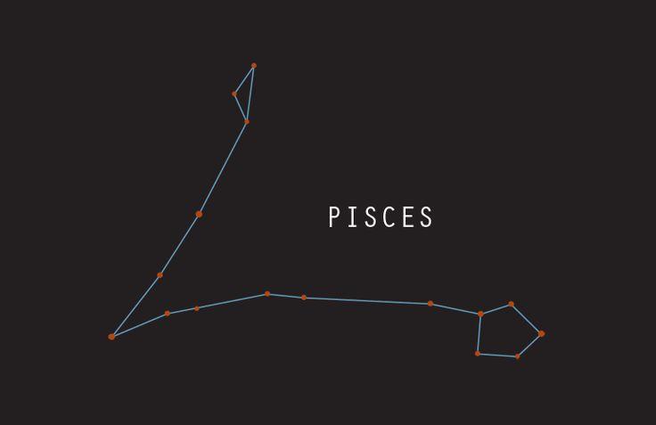 pisces constellation | i n k | Pinterest Tattoo Letter C