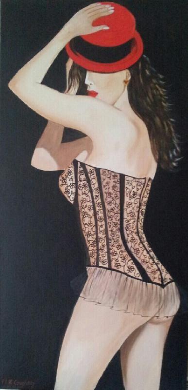Burlesque-Margaret Zita Coughlan