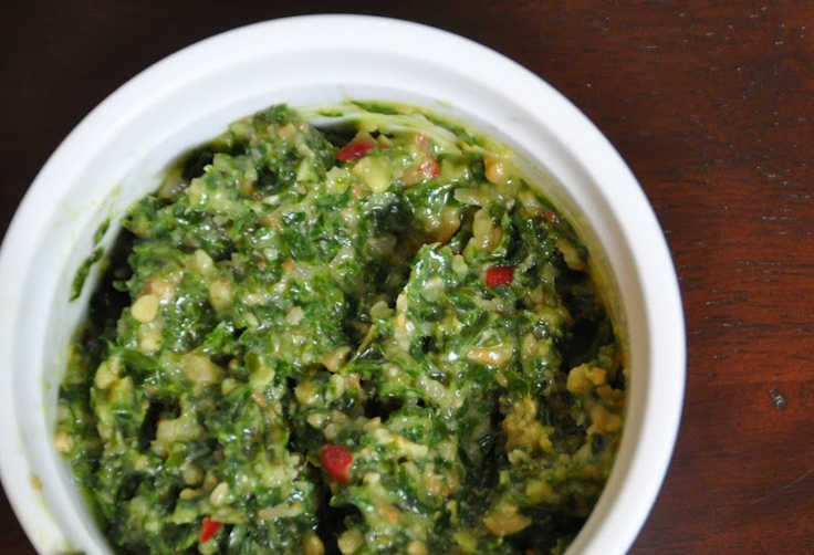 Thai Basil Pesto! | Recent Recipes | Pinterest