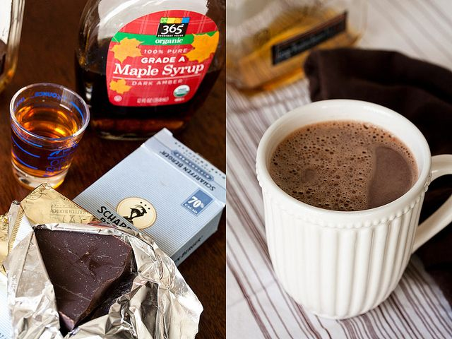 ... cocoa brownies creamy hot cocoa double chocolate maple hot cocoa