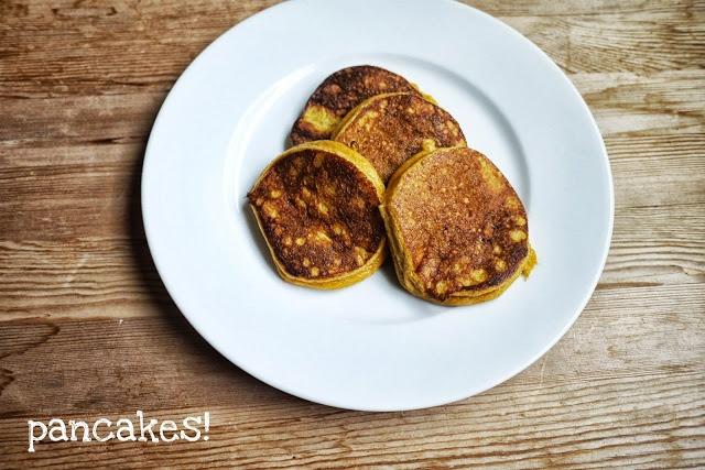 gluten-free sweet potato pancakes! | food | Pinterest
