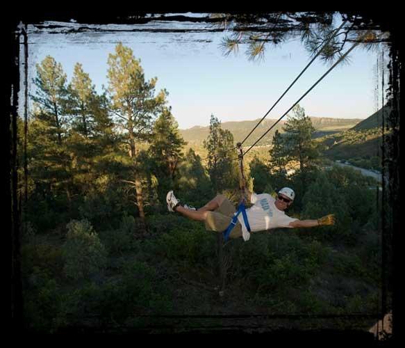 Full Blast Adventure Center #Durango #Colorado #Adrenaline #Explore #Live #Vacation #River #Soaring