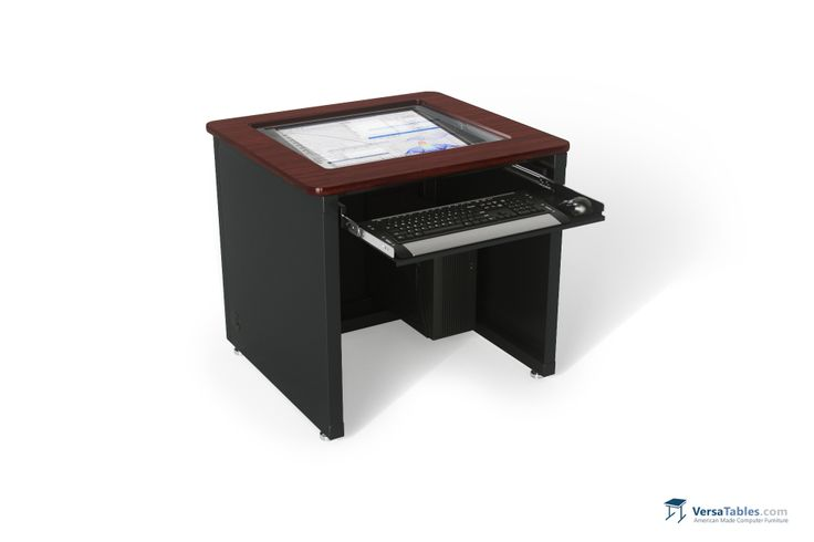 Pin by Versa Tables on Downview puter Desk DV Series