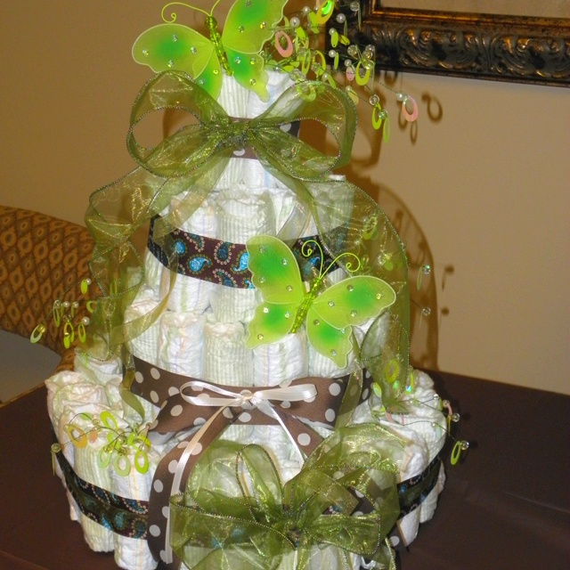 diaper cake for baby shower crafts to do pinterest