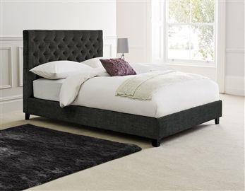 Buy Paris Bedstead In Silver From Next Master Bedroom