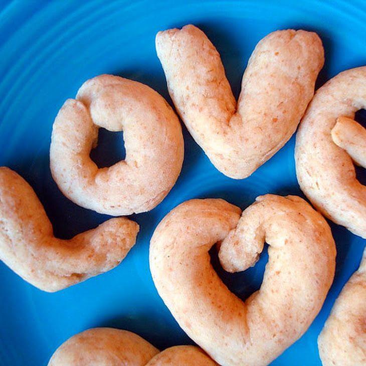 Calabrian Love Knot Cookies Recipe | DINNER IDEAS | Pinterest