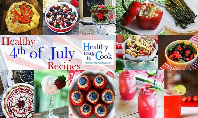 july 4th recipes healthy