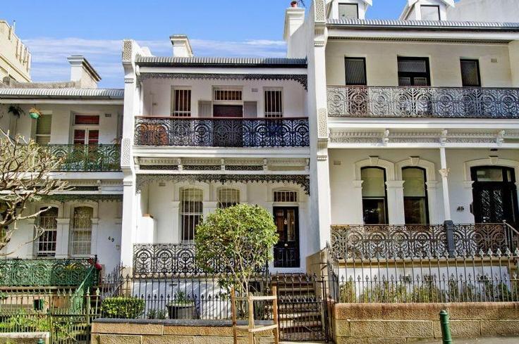 Sydney Apartment Terrace Houses Terraced House Pinterest