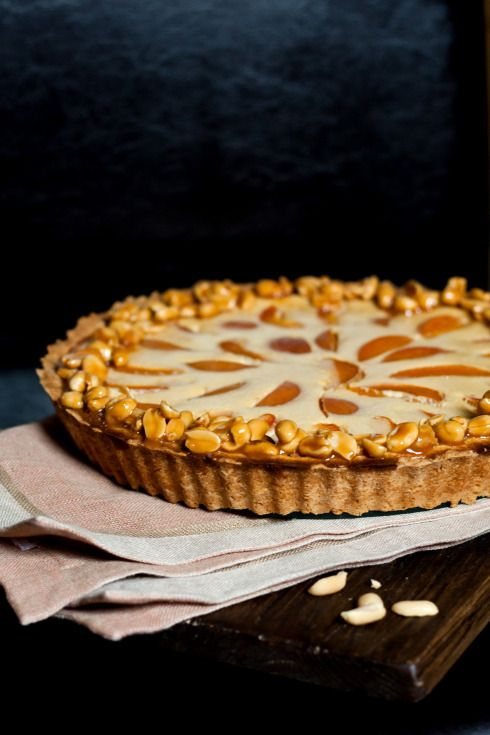 Peanut Butter Tart | Foodlovin' | Pie, Tart, Galette, Crumble, Cobble ...
