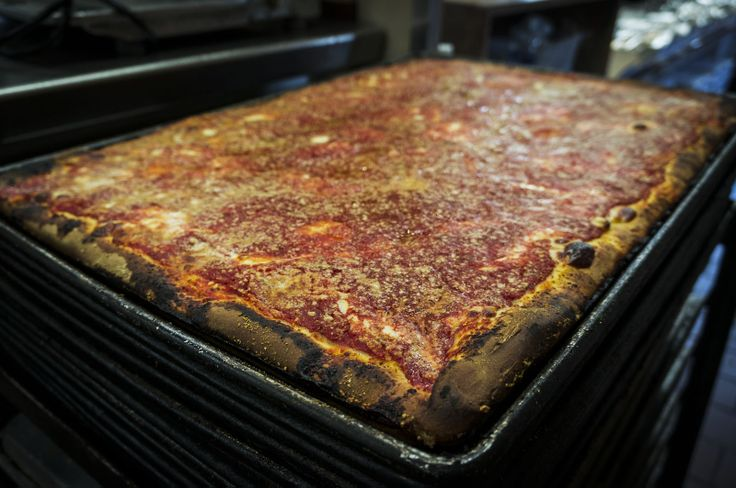 L B Spumoni Gardens I Want To Go To There Pinterest
