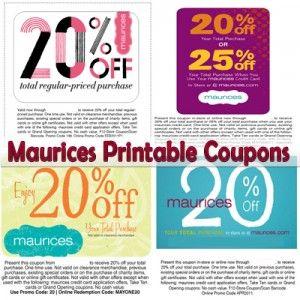 Maurice coupon code