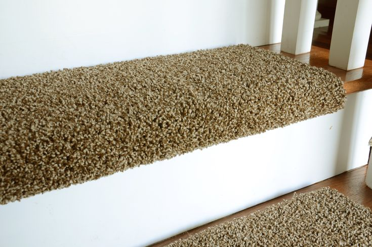 Best Simply Seamless Padded Stair Treads Matching Diy Carpet 640 x 480