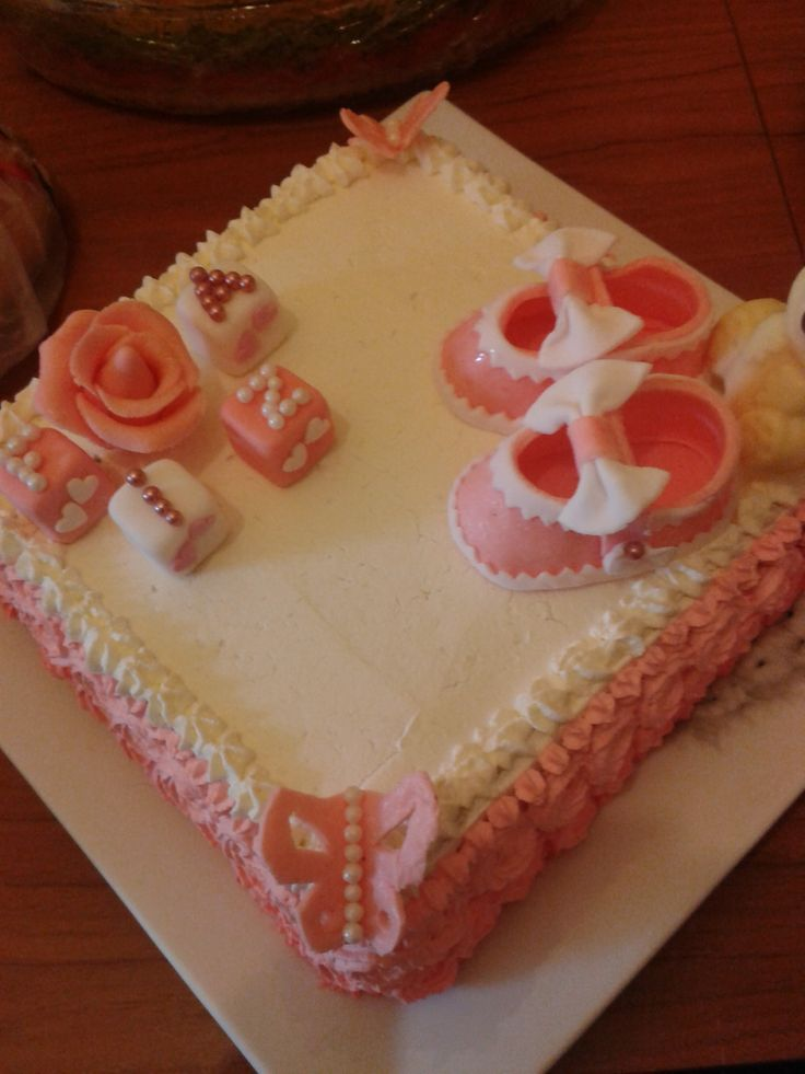 Baby birth cake | Amazing Desserts | Pinterest