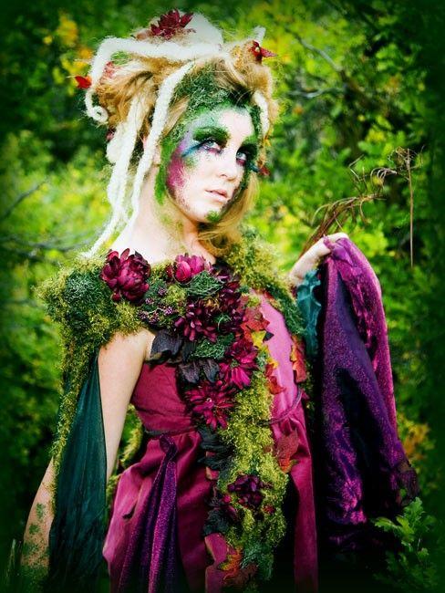 Nymph Costume