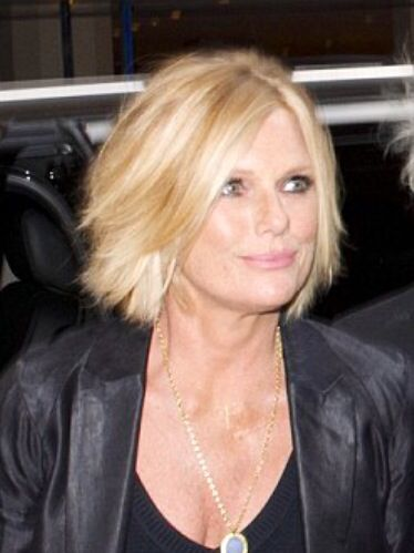 Patti Hansen | Bob's your uncle (hairstyles) | Pinterest