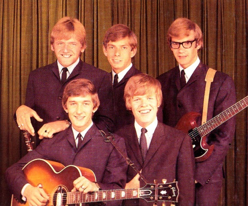 Herman s hermits just a few folks i have toured with over the