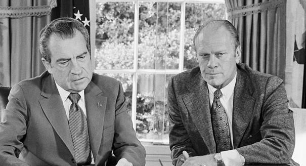 the positive sides of president nixons administration Reconciliation was the first goal set by president richard m nixon of the committee to re-elect the president a number of administration officials.