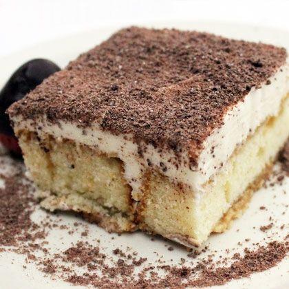 Easy Tiramisu | Yummy !! Desserts | Pinterest