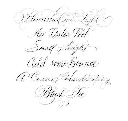 Pat Blair Calligraphy Pinterest