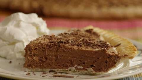 French Silk Chocolate Pie I Allrecipes.com