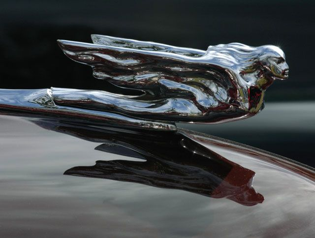 erotic hood ornaments
