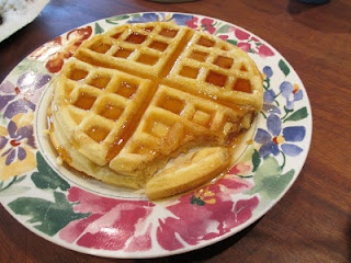 Easy to make Waffles! | Food | Pinterest