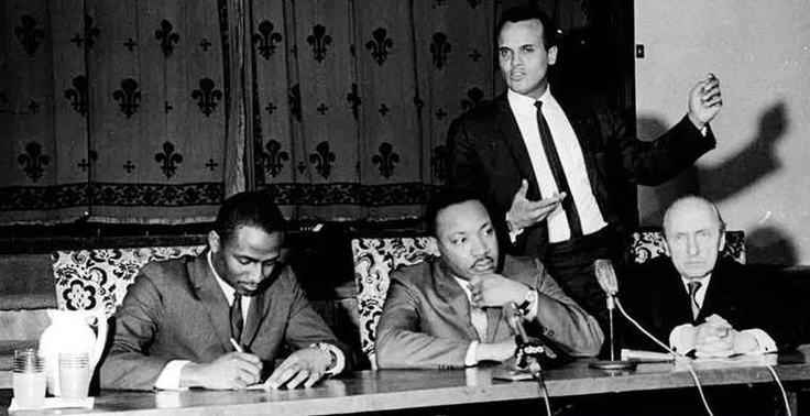 Rev Martin Luther King Jr Liz Lands And The Voices Of Salvation I Have A Dream We Shall Overcome