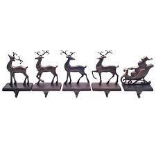 Stocking holders | Christmas Decor | Pinterest