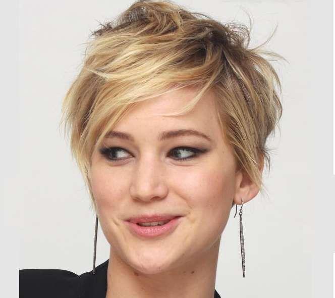 Jennifer Lawrence's 2013 short haircut | HAIR/BEAUTY | Pinterest