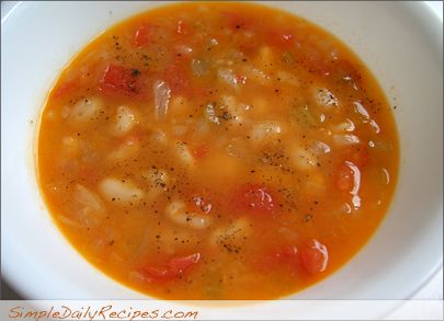 simple-white-bean-soup-recipes | Recipes-soups, stews, chowders & bis ...
