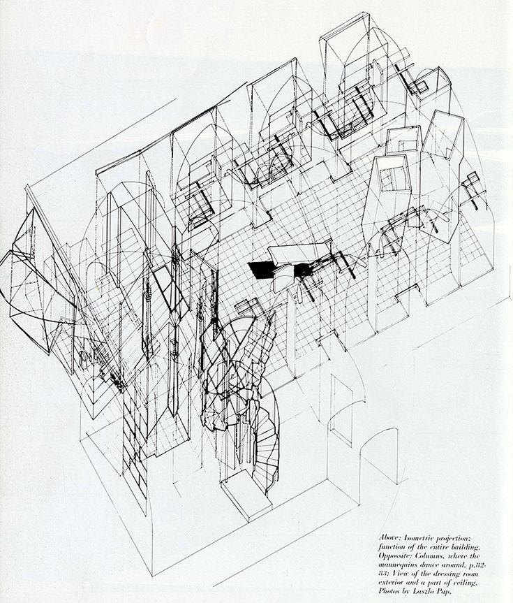 Gunther Domenig. A+U 254 Nov 1991: 80