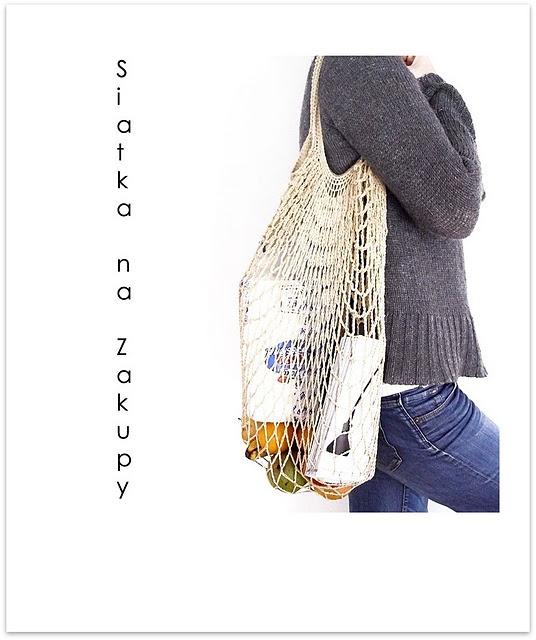 market crochet bag free pattern