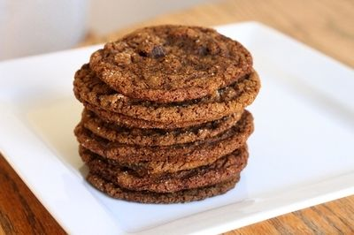 double ginger cookies | bake | Pinterest