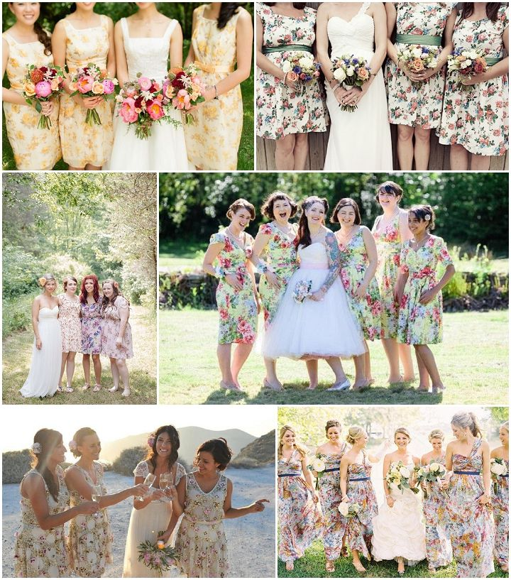 Choosing Your Bridesmaids  – Outfit Inspiration