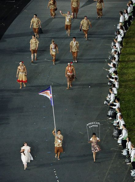 flag day american samoa 2013
