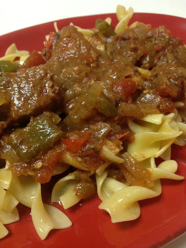 Hungarian Beef Goulash | Recipe