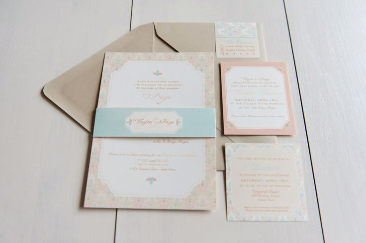 incorporating wedding invitations into photography - Google Search