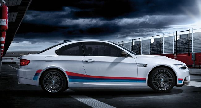 BMW M Performance Parts Edinburgh