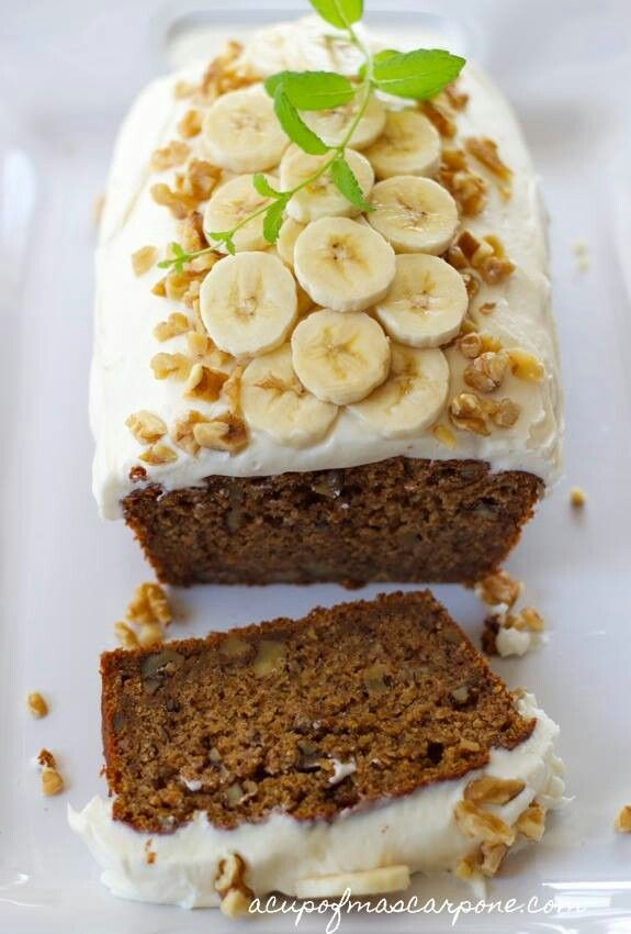 Pumpkin banana bread | Autumn and Amish Garden Foods | Pinterest