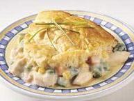 Impossibly Easy Chicken Pot Pie | Recipe