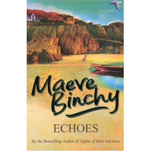 Maeve Binchy has been a life long staple for me. Her books read like an old friend that you meet for coffee, and a good natter :)