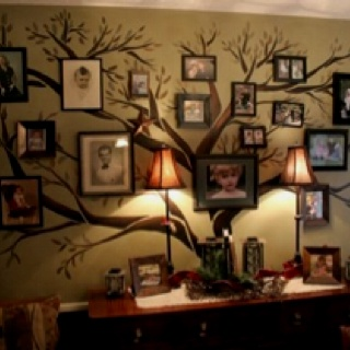Home Decorating on Family Tree   Home Decor