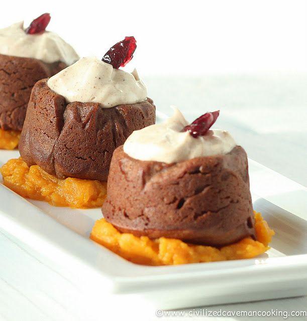 Pumpkin Brownies with Pumpkin Pie Frosting | Recipe