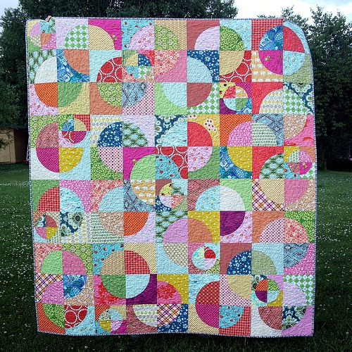 Quilting Template Drunkard S Path : Drunkard s+Path Quilting Pinterest